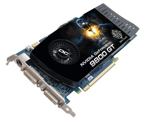 BFG Tech Releases GeForce 9500 GT, GeForce 9800 GT series ...
