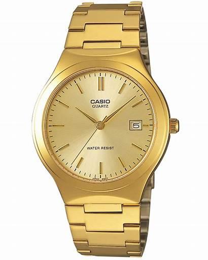 Casio Gold Mens Watches Analogue Accessories Surfstitch
