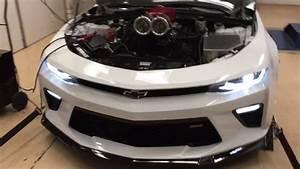 1123 Rwhp 2016 Camaro Ss 416ci Magnuson Tvs 2650