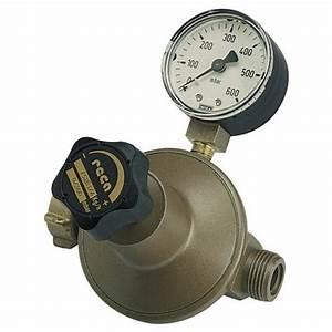 Détendeur Gaz Propane : detendeur basse pression avec manometre pour gaz propane 44450 ~ Dallasstarsshop.com Idées de Décoration
