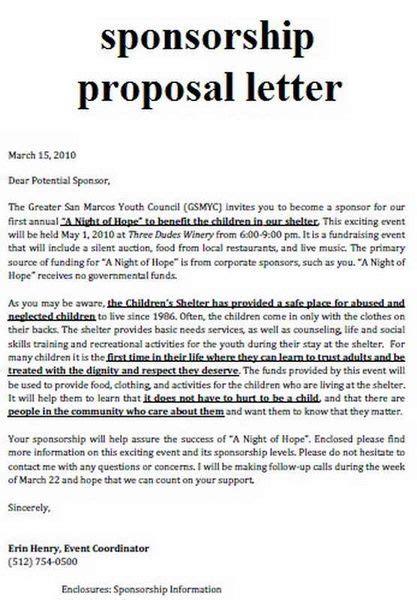 athletic resume for sponsorship best 25 sle of letter ideas on sle letter letter