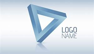 Adobe Illustrator CC | 3D Logo Design Tutorial (Trine ...