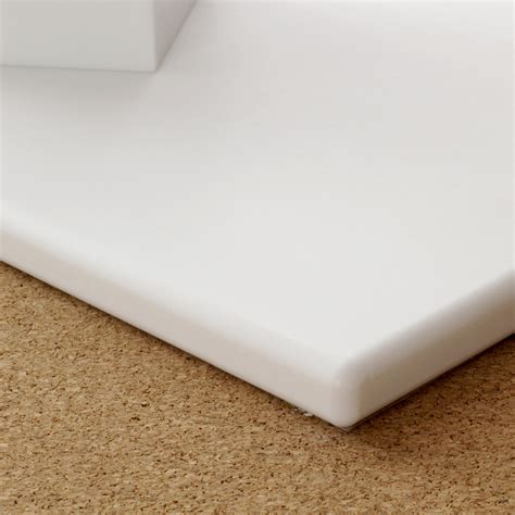 Corian Glacier White Solid Surface Mineral Polymer Composite Mineral