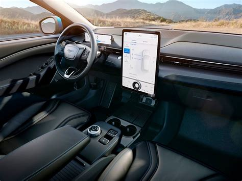 ford  introduce hands  assist system  mustang mach