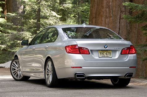 Bmw 550i by Review 2011 Bmw 550i Photo Gallery Autoblog