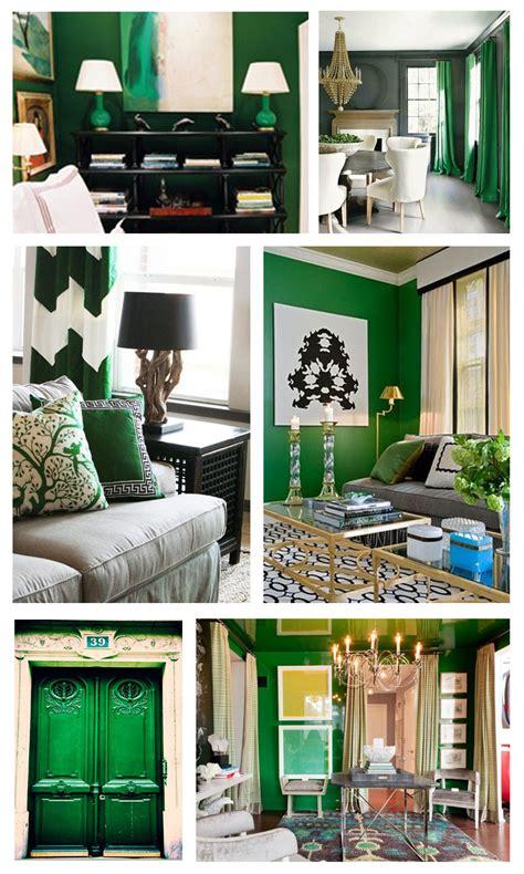Emerald Green  Mountain Home Decor