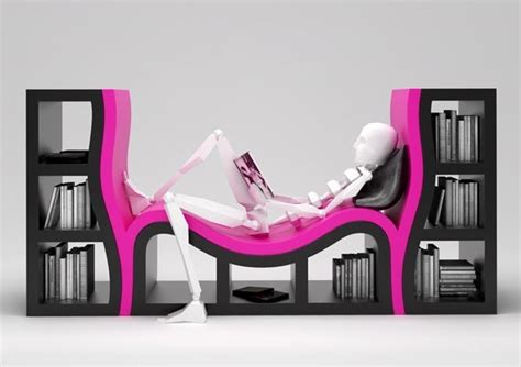 30 Of The Most Creative Bookshelves Designs