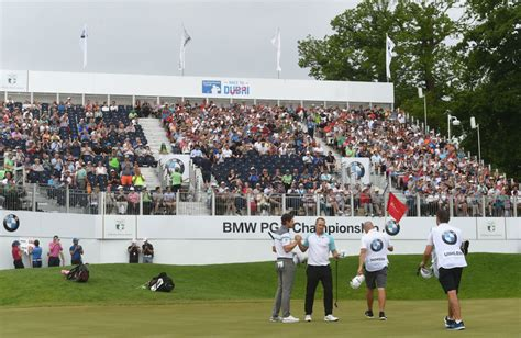 Bmw Pga Moves To New September Date Golfmagic