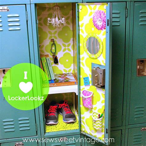 Magnetic Locker Decorations Llz By Lockerlookz Llz By
