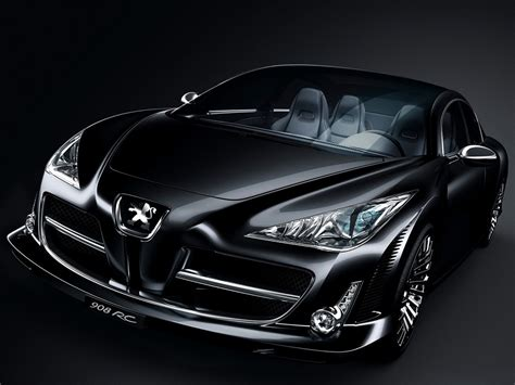 HD Wallpapers Collection: cool black cars