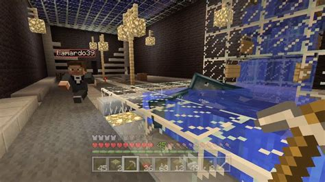 minecraft xbox stampys secret base  youtube