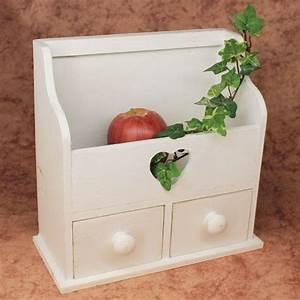 Kommode Mit Regal : minikommode kommode mit 2 schubladen 12236 regal 28cm schmuckkasten shabby regal dandibo ~ Orissabook.com Haus und Dekorationen
