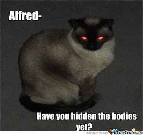 Evil Cat Meme - evil evil cat by epiclasers meme center