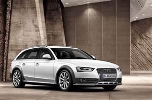 Audi Allroad A4 : 2013 audi a4 s4 and a4 allroad quattro fully revealed w video autoblog ~ Medecine-chirurgie-esthetiques.com Avis de Voitures