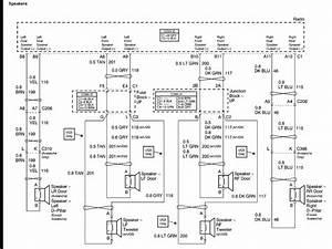 2004 Cavalier Stereo Wiring Schematic