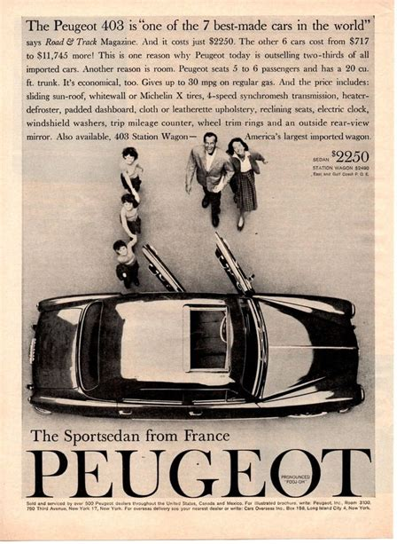 The Convoluted Destiny Of French Cars In The United States