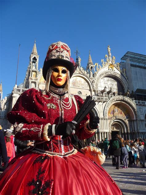 Free Images Flower Red Carnival Italy Venice