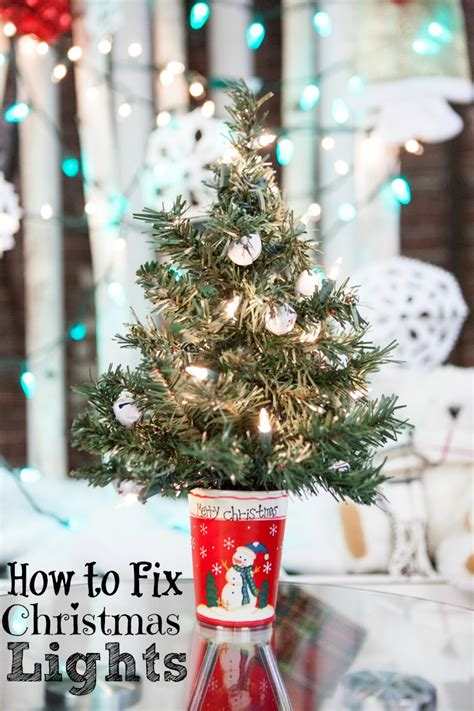 how do i fix my tree lights 28 images how to fix tree