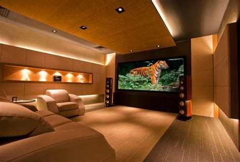 Creating the Perfect Home Cinema InteriorZine