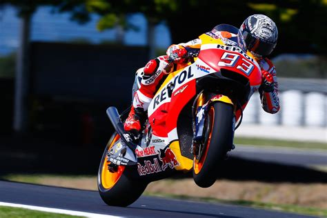 Will Marquez Go 5 For 5 At Cota?