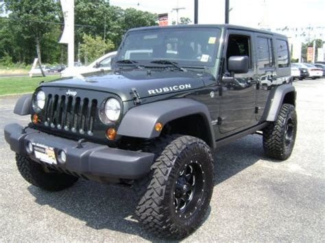 used jeep rubicon for sale used 2012 jeep wrangler unlimited rubicon 4x4 for sale