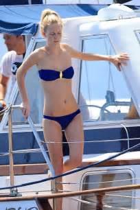poppy delevingne hot  blue bikini  gotceleb