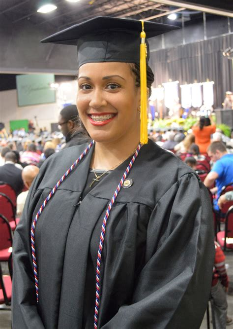 cheers tears congratulate graduates  columbia southern