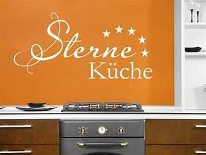 Klapptisch Küche Wand : wandtattoo 5 sterne k che bei ~ Sanjose-hotels-ca.com Haus und Dekorationen