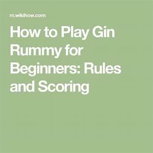 Gin Rummy Online : de 25 bedste id er inden for gin rummy p pinterest the rules ~ Orissabook.com Haus und Dekorationen