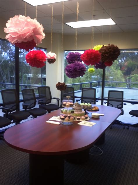 Office Baby Shower by Dual Coed Office Baby Shower Its When You Can