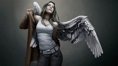 Angel Fantasy Artwork Wallpapers Desktop Backgrounds