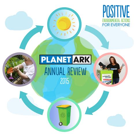 Annual Review 2015  Planet Ark