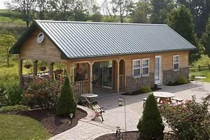 Pole Barn Interior Designs Custom Buildings - Timberline