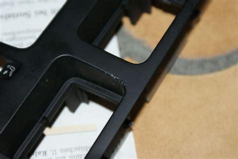 kratzer aus plastik entfernen tutorial kratzer aus l 252 ftungsd 252 sen bzw plastik entfernen