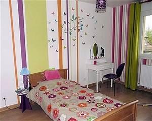 Chambre De Fille De 8 Ans : comment decorer une chambre de fille de 14 ans ~ Teatrodelosmanantiales.com Idées de Décoration