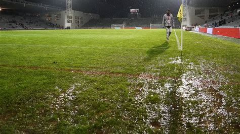PSG game at AS Monaco called off due to torrential rain ...