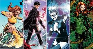 Dc, The, Best, Female, Supervillains, Of, All, Time, Ranked