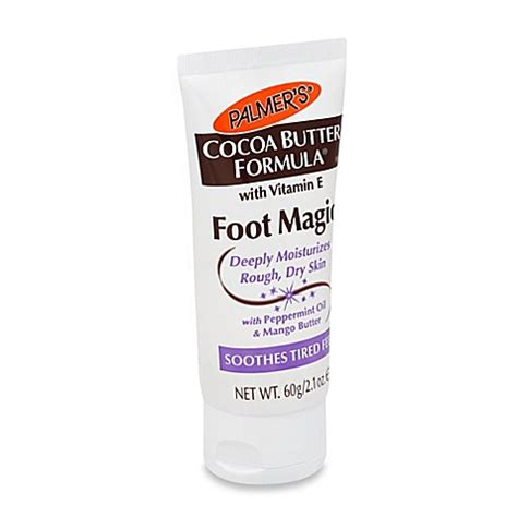 palmer 39 s 2 1 oz cocoa butter formula foot magic with vitamin e bed bath beyond