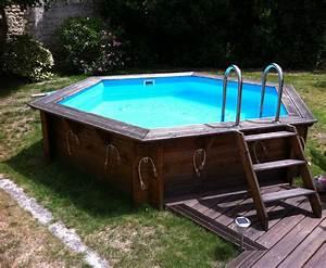 liner piscine hors sol bois idee interessante pour la With wonderful prix liner piscine hors sol octogonale 3 piscine hors sol bois octogonale d510xh120cm ocea liner