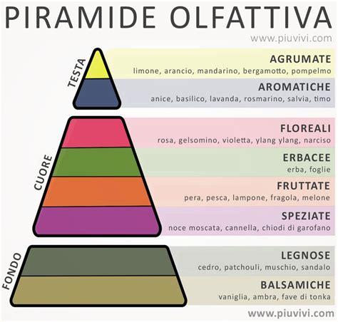 Note Di Testa Piramide Olfattiva Profumi Note Di Testa Di Cuore Di Fondo
