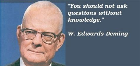 edwards deming famous quotes  collection  inspiring