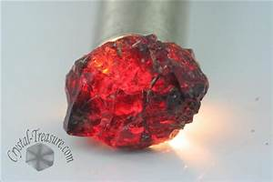 Transparent Painite Rough for cutting - Crystal-Treasure.com