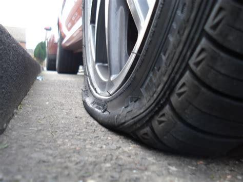 Repair A Car Tyre Puncture