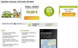 Carte Carburant Total : carte carburant de 20 euros moiti prix le 11 avril 19 heures ~ Medecine-chirurgie-esthetiques.com Avis de Voitures