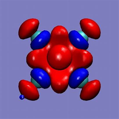 Orbitals Molecular Chemistry Inorganic Antibonding Pair Goup