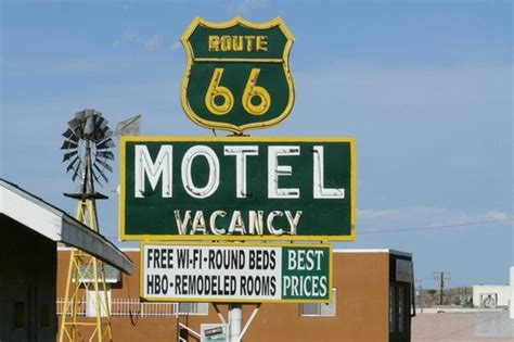 Picture Of Route 66 Motel, Barstow