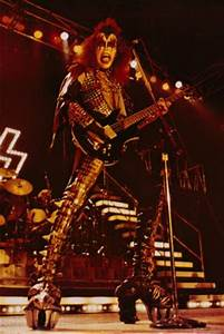 KISS Paul Stanley 1977 Alive II Poster [Q-3] - $19.95 ...