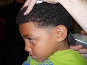 Afro Taper Fade Haircut