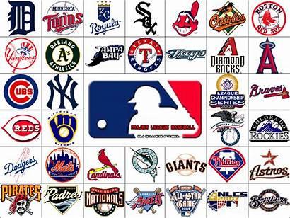 Baseball Logos Mlb Team Teams League Joueurs