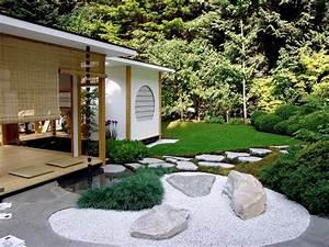 Idee Amenagement Jardin : jardins japonais id es d 39 am nagement conseils pr cieux ~ Melissatoandfro.com Idées de Décoration